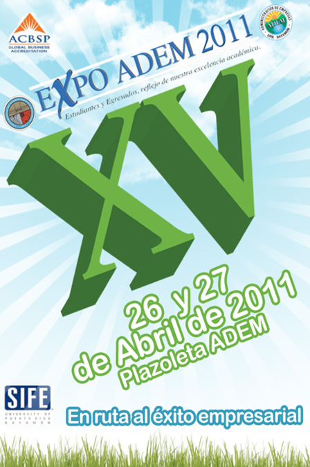 ExpoAdem UPRB-2011