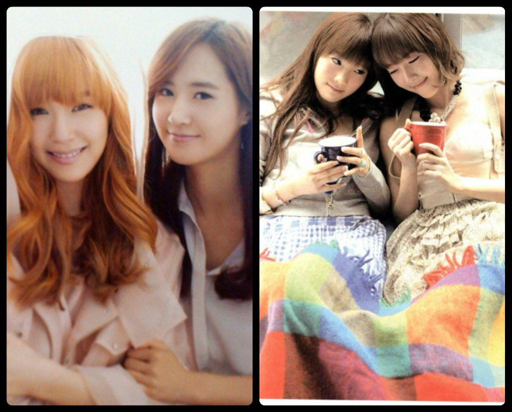 Loving You In a Hardest Ways - jessica taeyeon tiffany yulti yuri taengsic - main story image