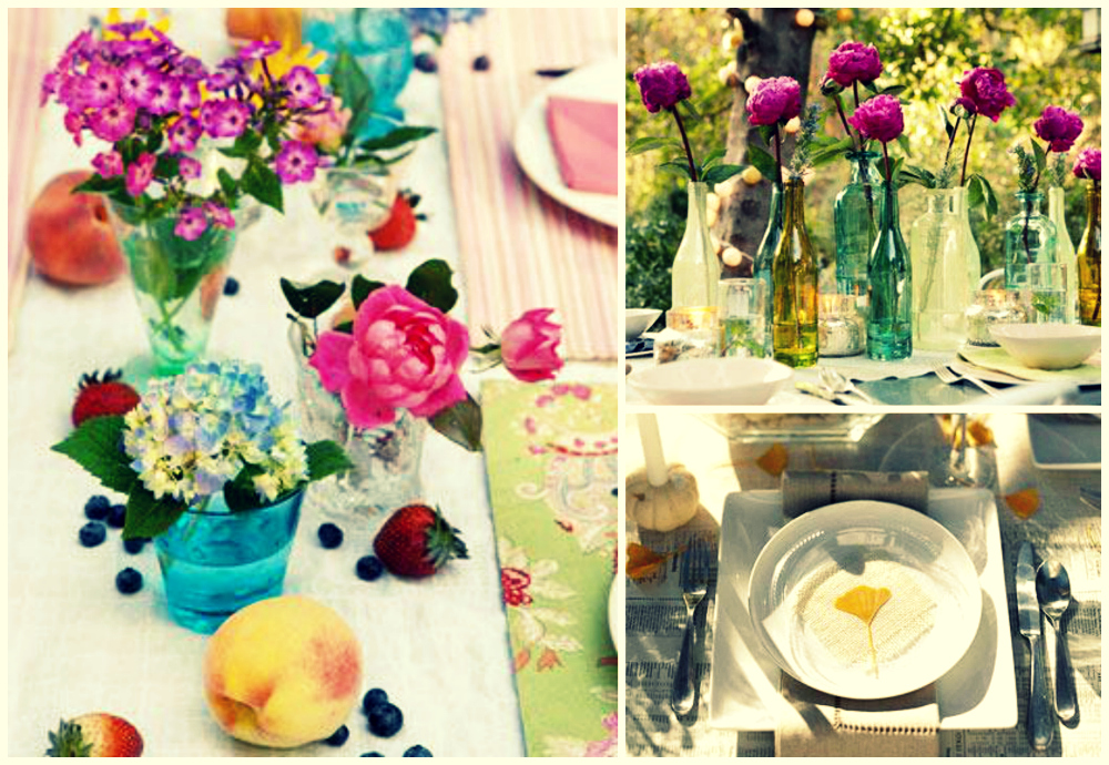 Table setting ideas for entertaining submited images pic2fly - Summer table setting ideas ...