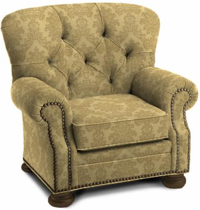 take a look at this mix of massoud furniture and fabric in damask and stripes on different styles of furniture