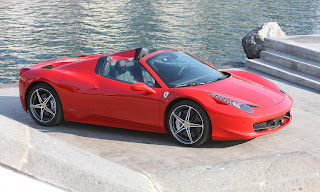 Ferrari on Wallpaper Ferrari 458 Spider 2013 Vermelho 1600x960 Wallpaper Ferrari