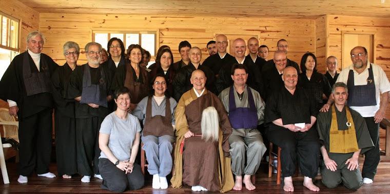 Sangha Via Zen