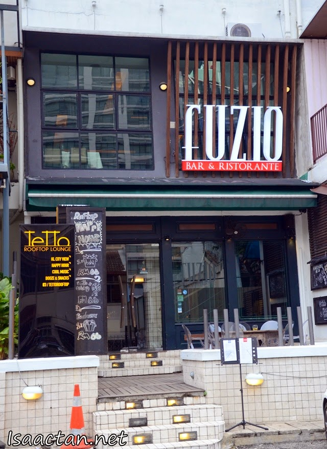 A Jasmine Basmathi Rice Affair @ Fuzio Bar & Restaurant Kuala Lumpur