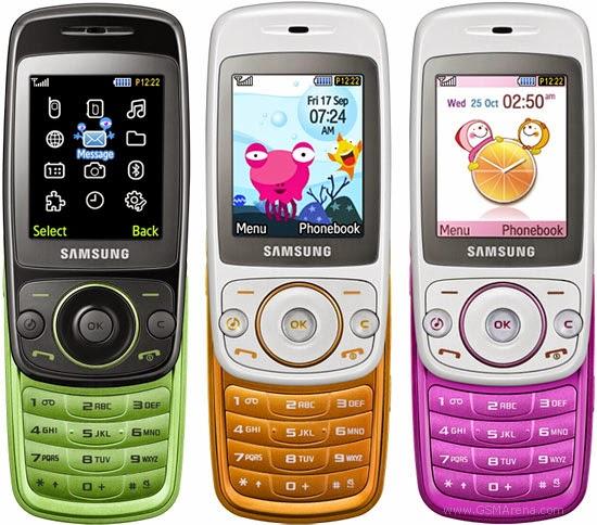 Samsung S3030 Tobi latest flash file