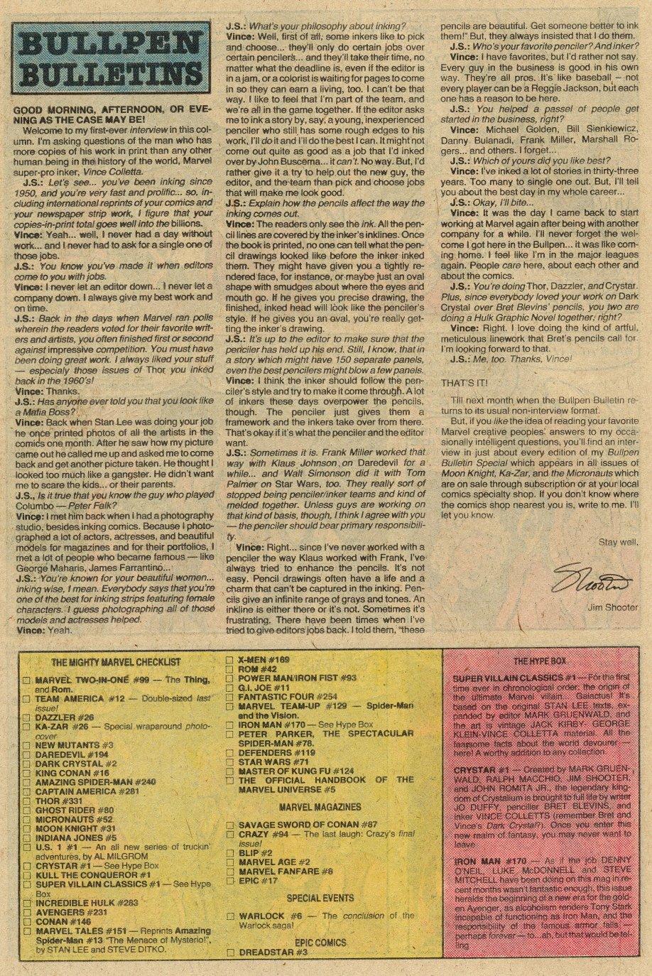Conan the Barbarian (1970) Issue #146 #158 - English 25