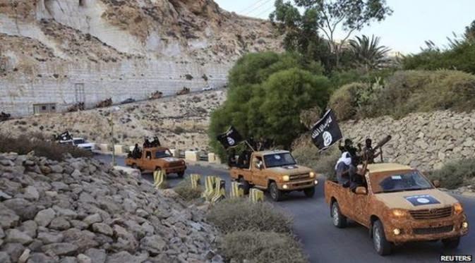 Jenderal AS: Perlu 3 Tahun Tumpas ISIS