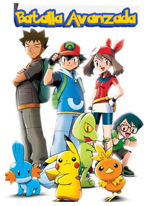 Pokemon temporada 8