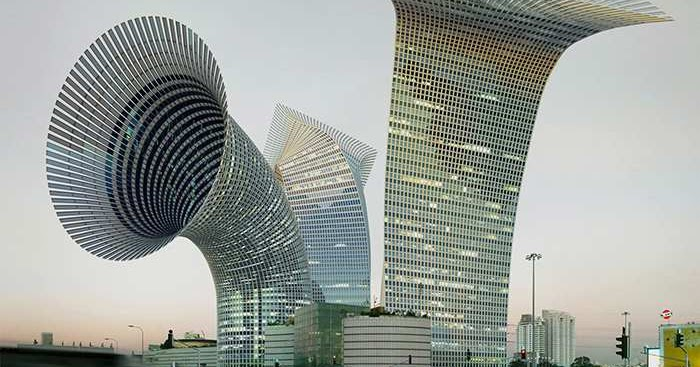 Manipulated Cityscapes By Victor Enrich Photogrist - City portraits surreal architecture photos by victor enrich