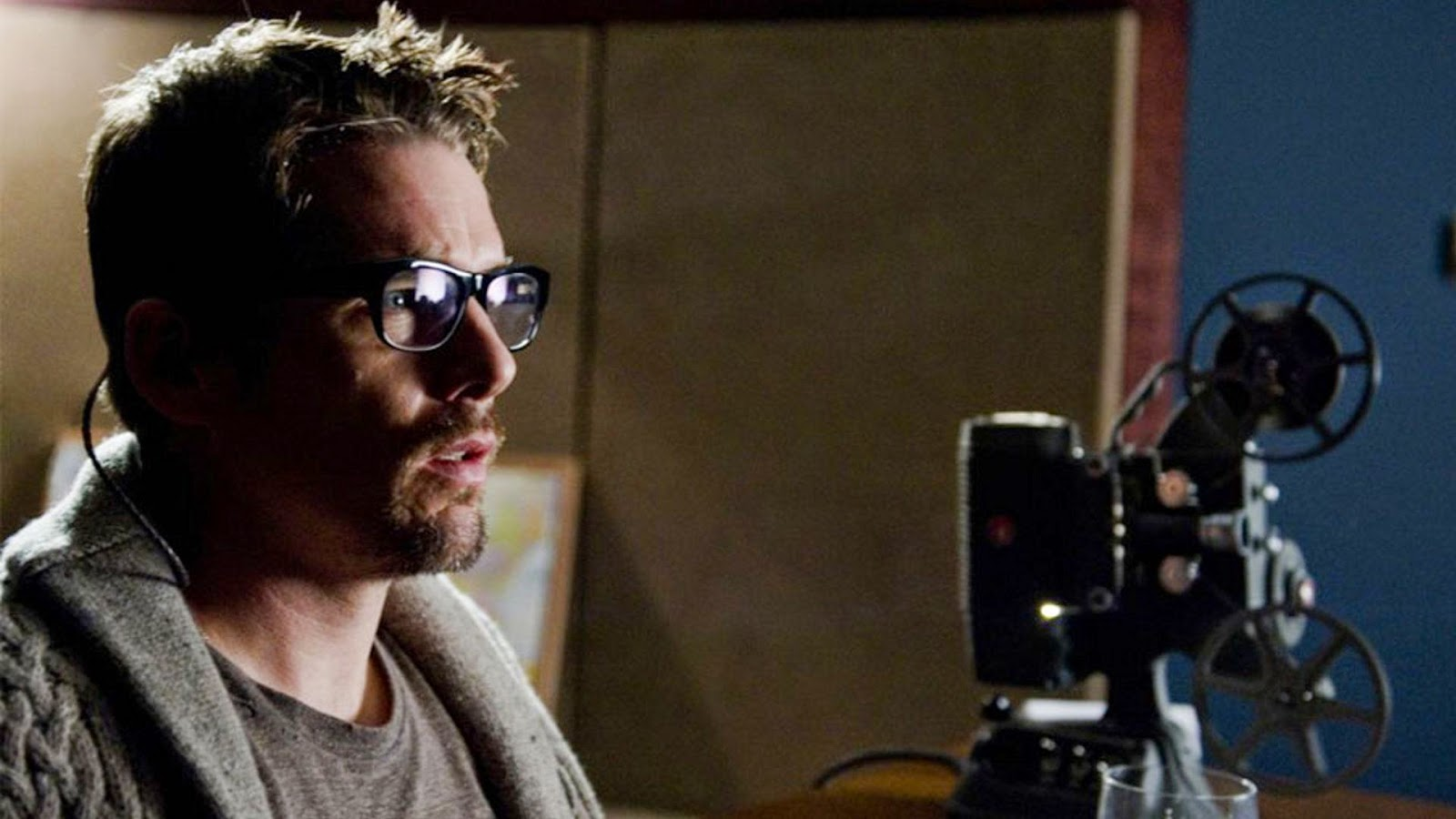 Sinister - Ethan Hawke watches as the horrors unfold | A Constantly Racing Mind