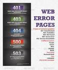 Meaning Error Messages When Accessing Internet | Sharing SEO