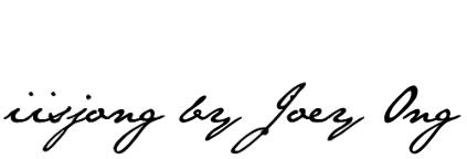 IISJONG by Joey Ong   Singapore Lifestyle & Travel Blog