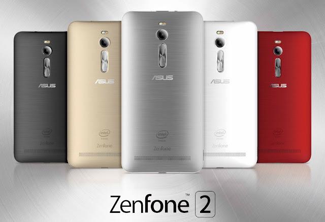 Harga HP Asus Zenfone 2 Laser,Spesifikasi Ponsel Kamera 13 MP Laser Autofocus