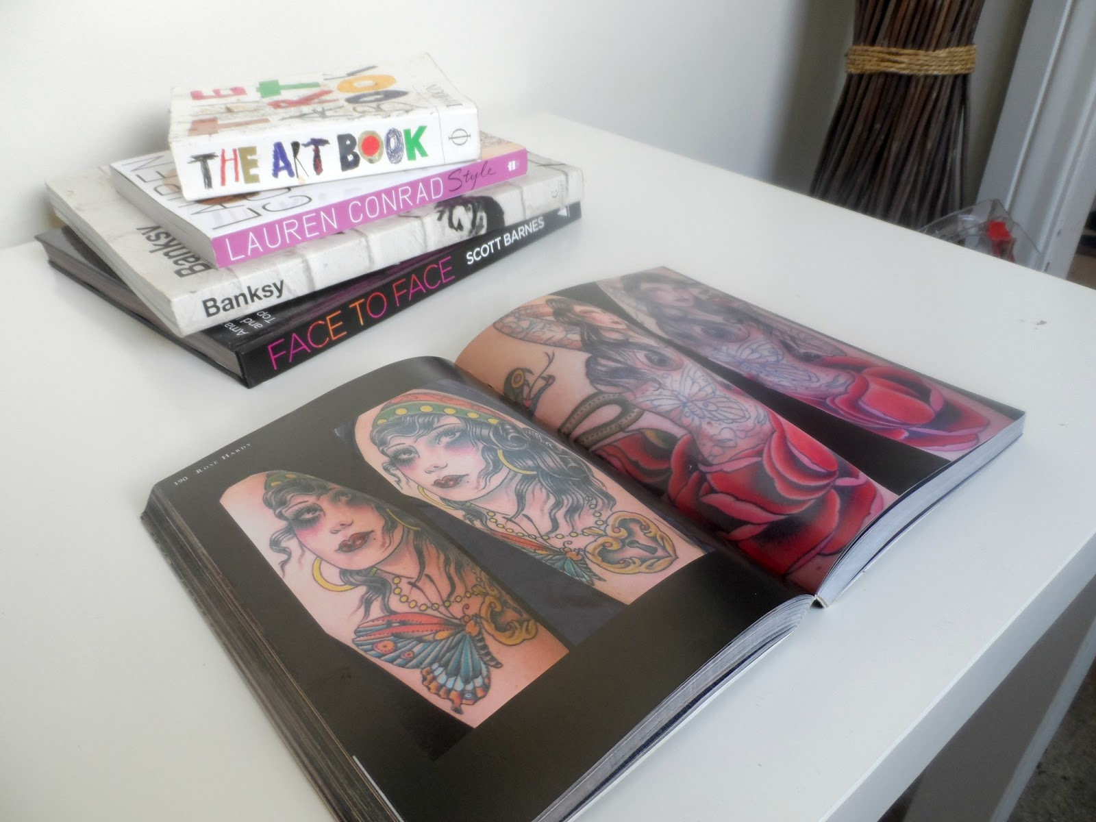 The little blush beauty fashion and lifestyle blog my for The mammoth book of tattoos