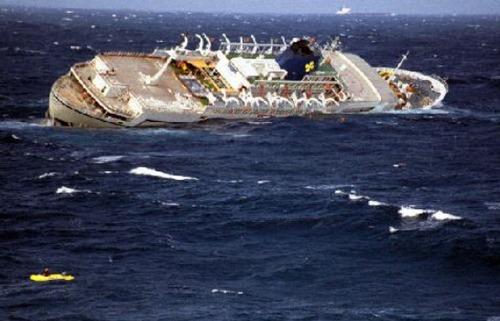 Finley S Shipwreck Blog Cruise Ship Oceanos