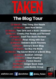 Blog Tour: Taken