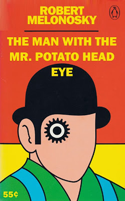 Clockwork Orange funny book bob melonosky