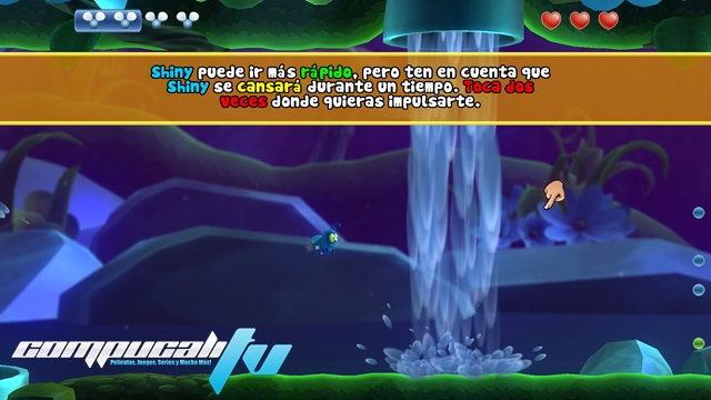 Shiny The Firefly PC Full Español