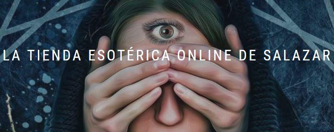 Tienda Esotérica Online Salazar