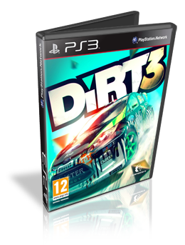 Download DiRT 3 PS3 2011 (Duplex)