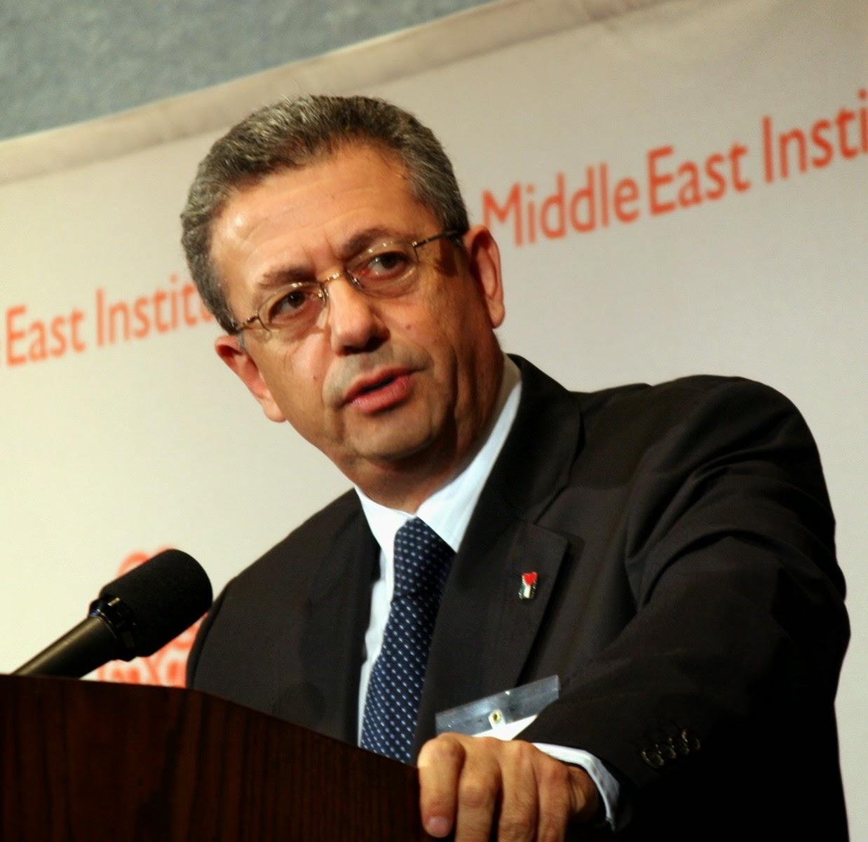 mustafa barghouti palestinian leadership