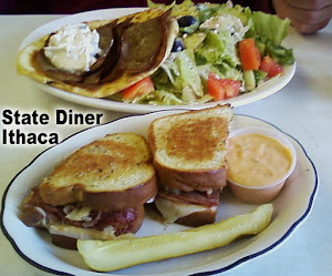 State Diner - Ithaca - see left - Good Restaurants within 100 Miles