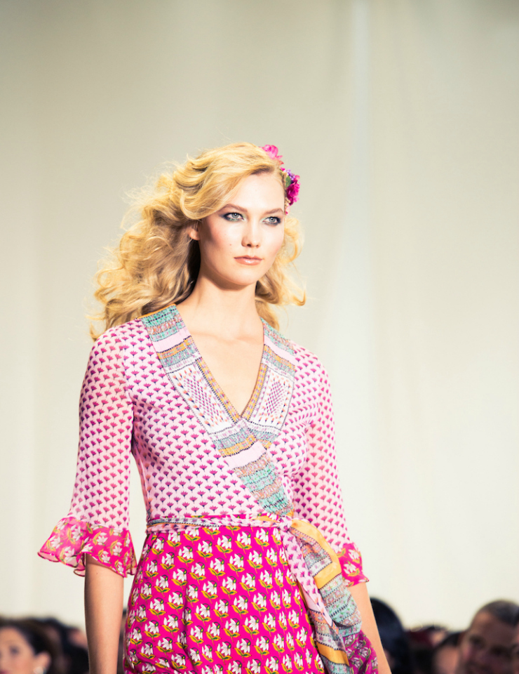 The best looks from NYFW SS16 - DVF Runway