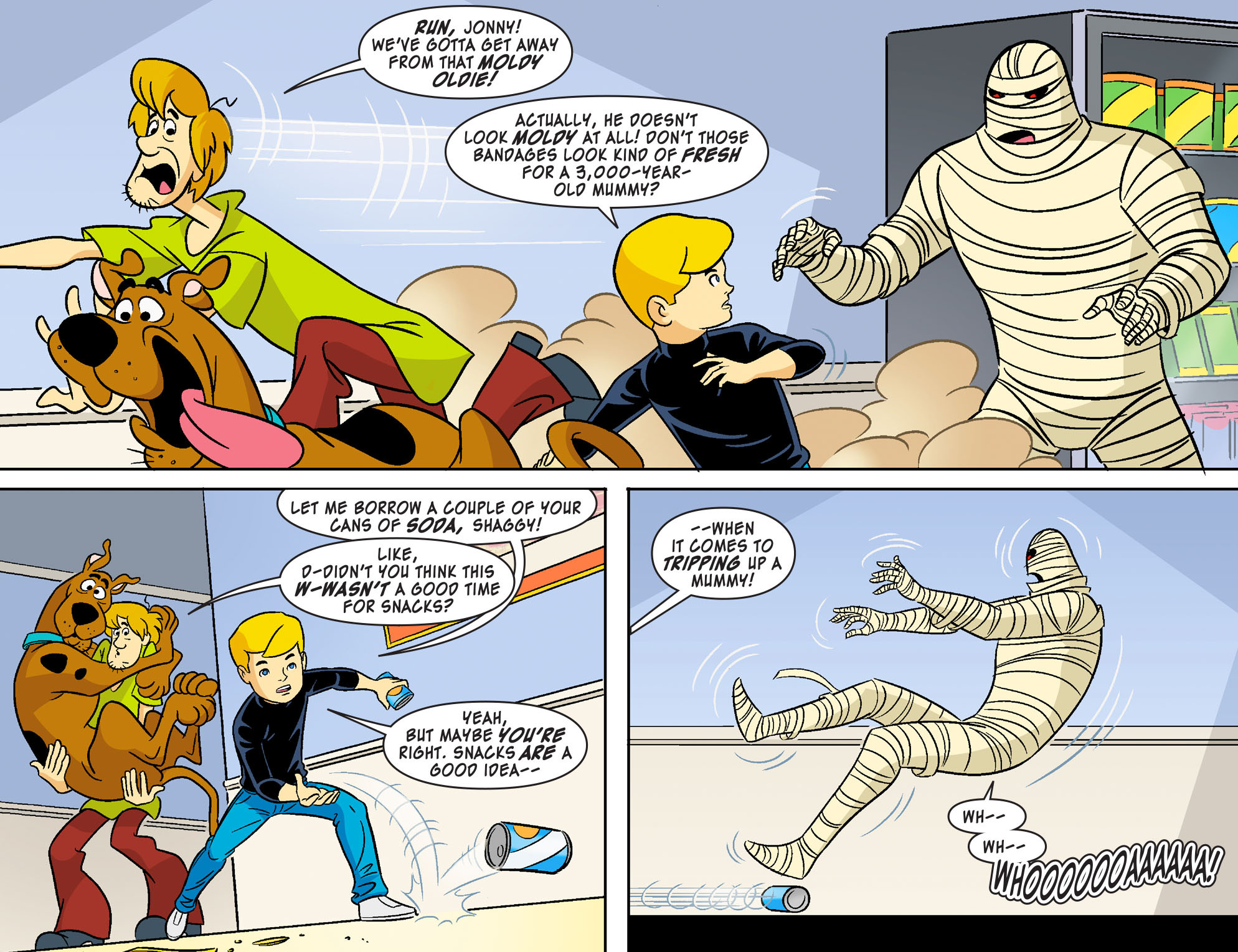 Read online Scooby-Doo! Team-Up comic -  Issue #19 - 12