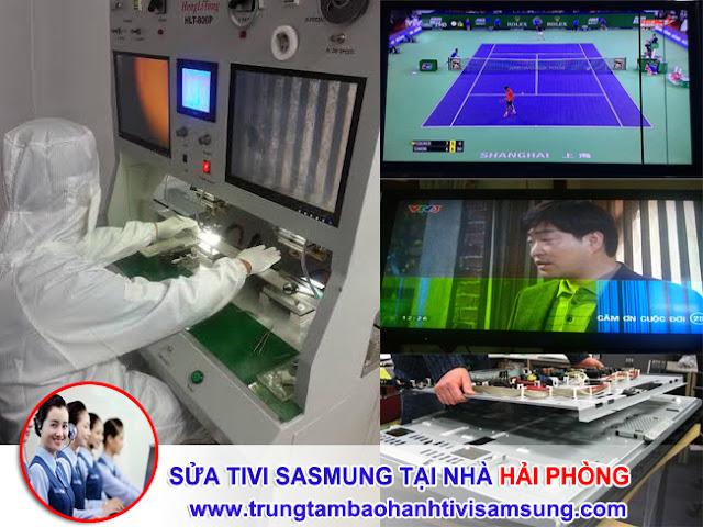 Bạn đang cần tìm địa chỉ sửa tivi Samsung tại Hải Phòng Uy tín?