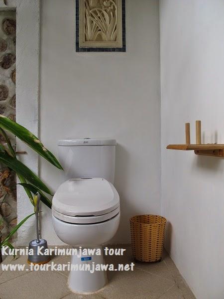toilet duduk di jiwa kues karimun