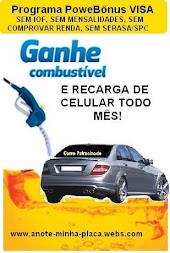 Postos de Combustíveis Sem Assaltos!