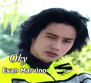 Foto Evan Marvino Pemeran Oky Anak Jalanan Terbaru