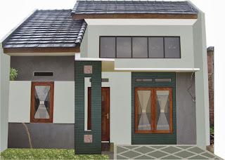 Gambar Rumah Minimalis Sederhana Type 45
