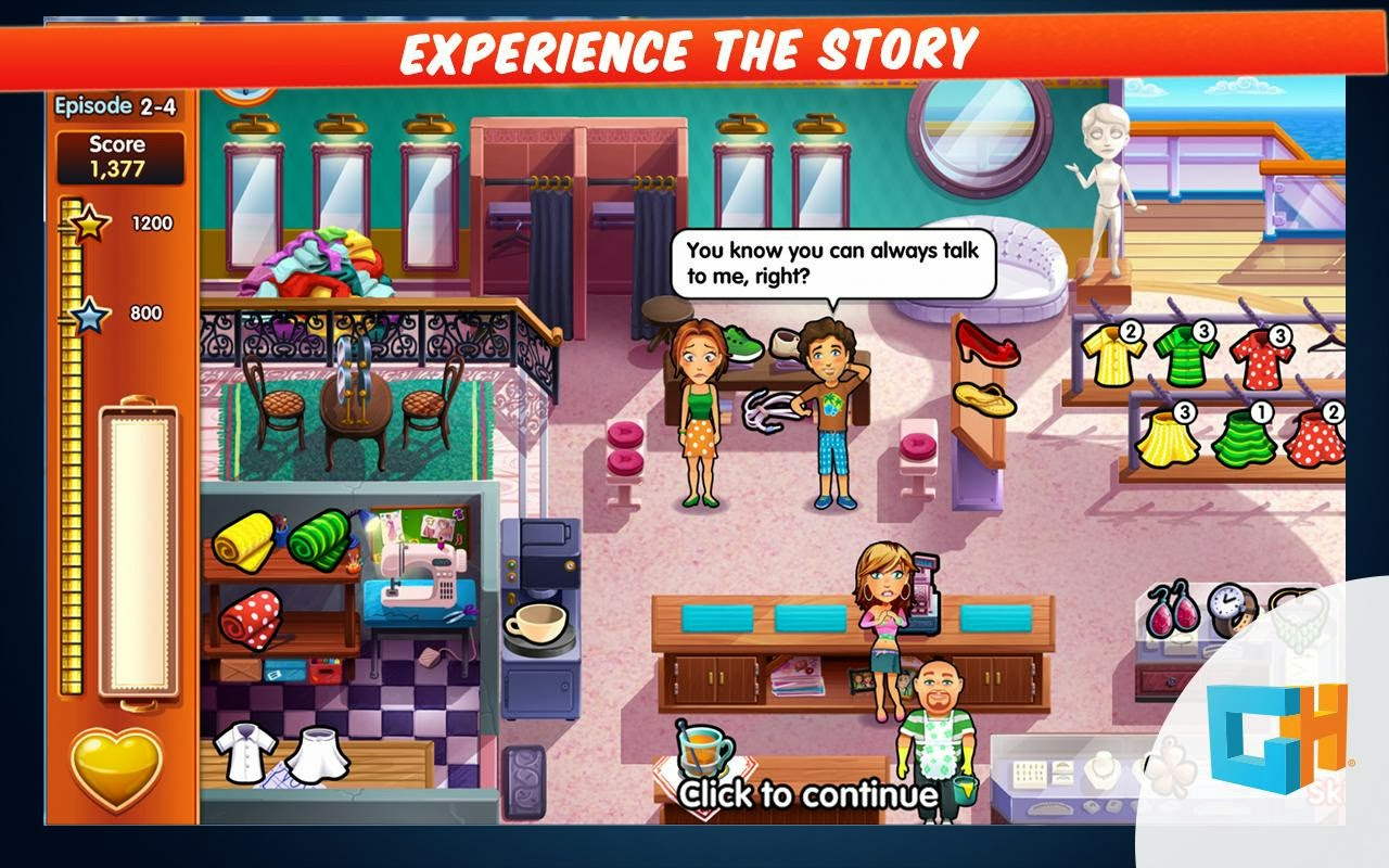 Delicious Emily's Honeymoon Cruise full version apk