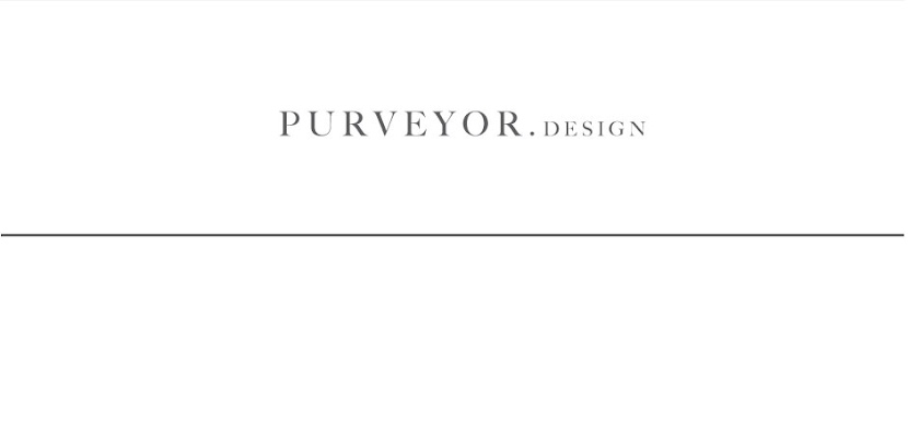 PURVEYOR.DESIGN