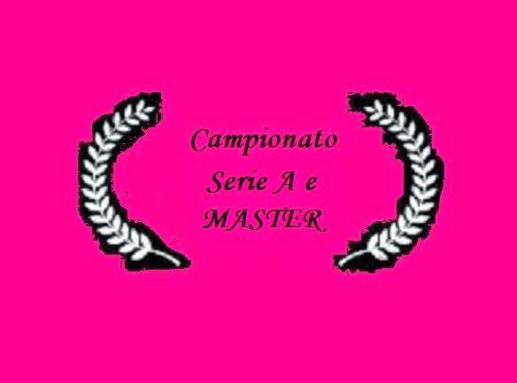 Campionati Naz.li Serie MASTER e A