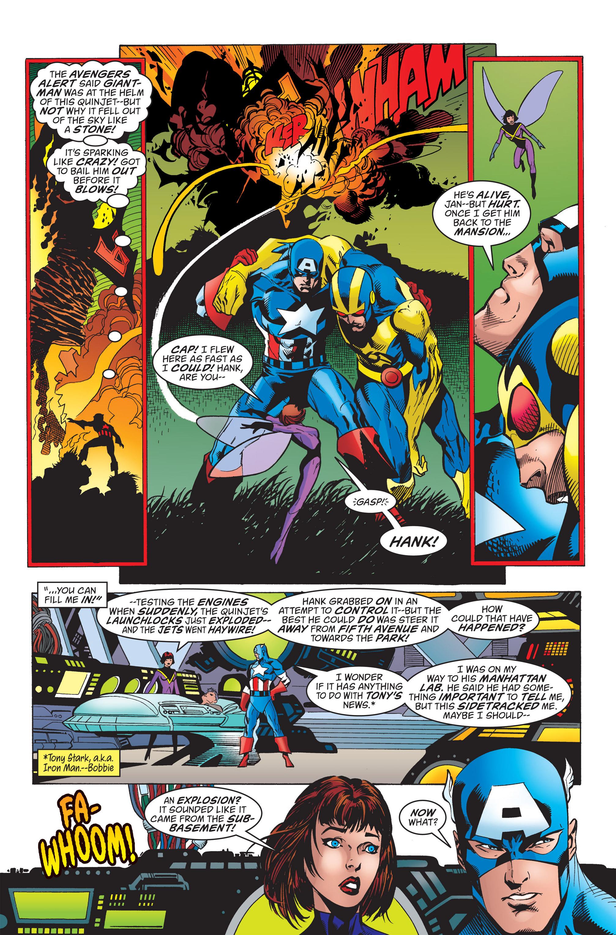 Captain America (1998) Issue #21 #27 - English 4