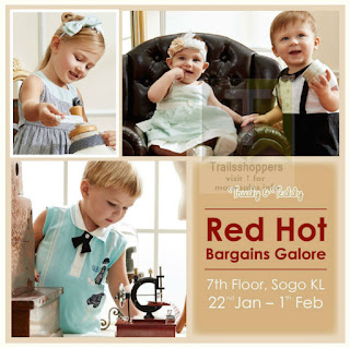 Trudy & Teddy Kidswear Red Hot Bargains Galore