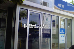 Ini Lokasi ATM Bank Mandiri di Pati