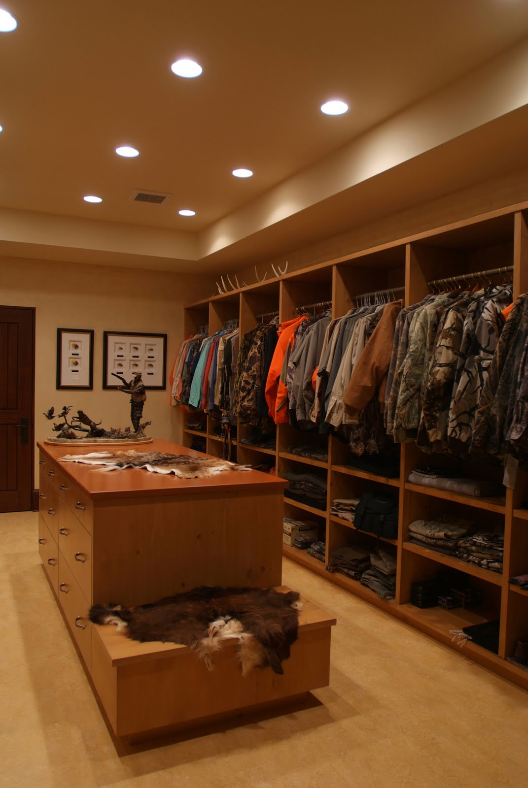 African Home Decor Man Space Fit For A Dad