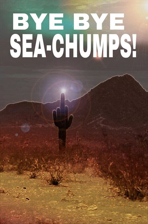bye bye, sea-chumps!.- #seahawkshaters #byebye, #seachumps