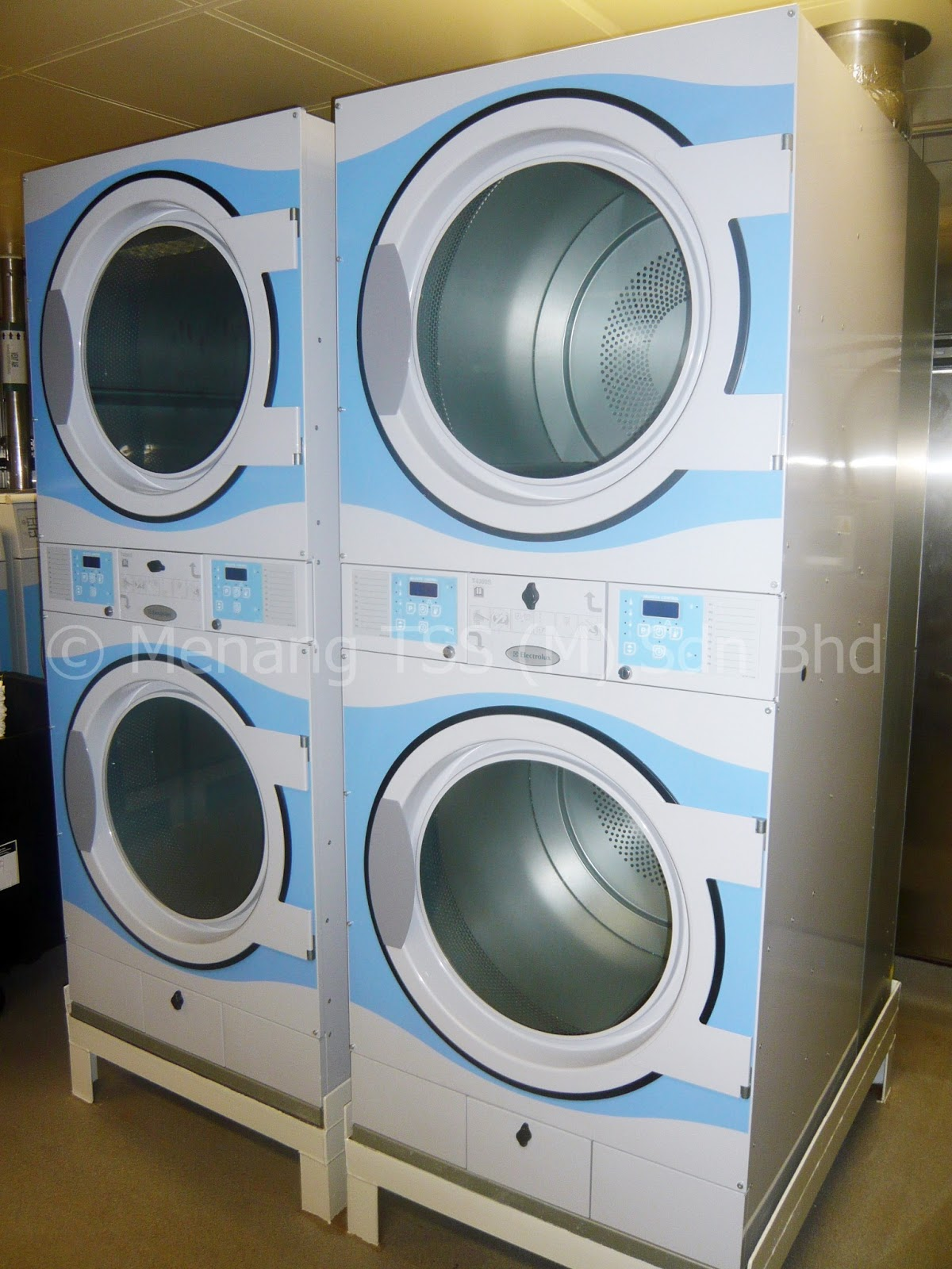 Commerical Washer For Home ~ Commercial washer dryer menang tss m sdn bhd