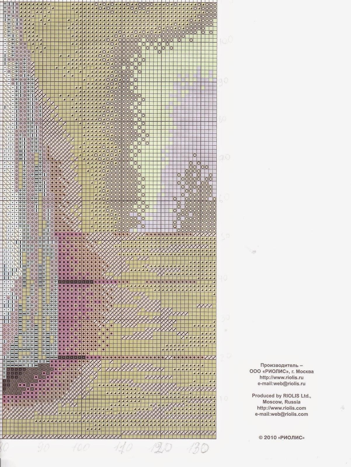 вышивка крестом схема дом xsd