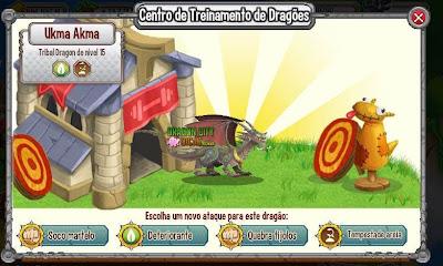 Dragão Tribal - Informações