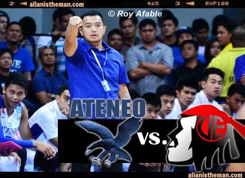 Ateneo coach Bo Perasol suspended anew