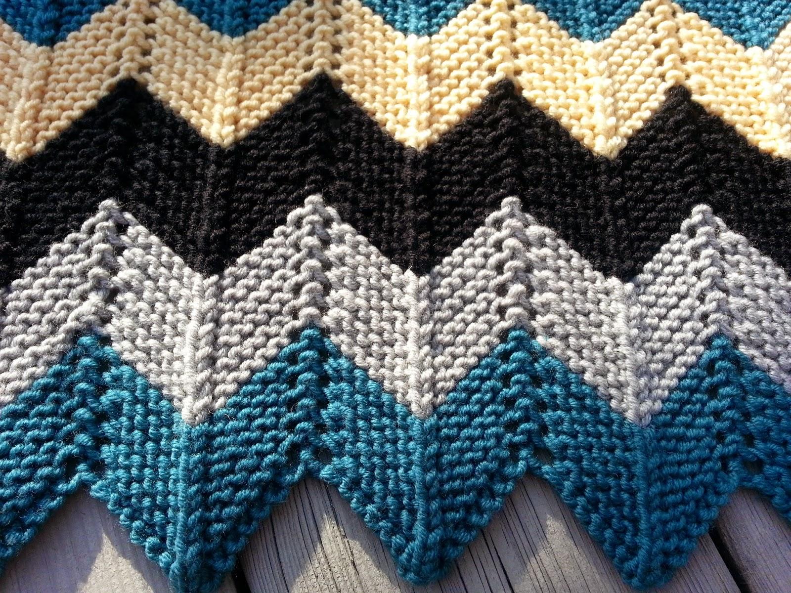 strikket enkelt gulvteppe