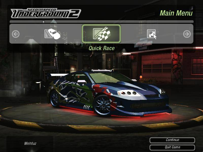 Download Need For Speed Underground 2 Game Full Version
