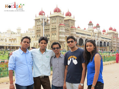 Mysore Palace timings and entry fees