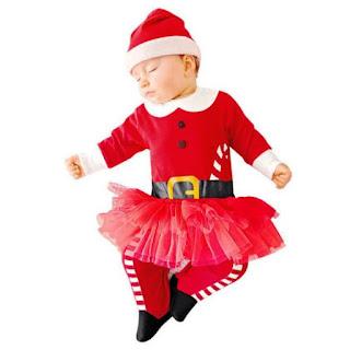 Kostum Natal Anak Yang Lucu