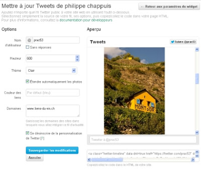Timeline Twitter - @prac53