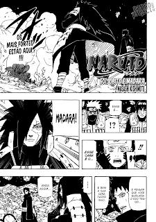 Naruto Mangá 601 – (Leitura Online)